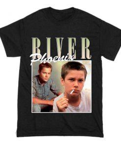 river phoenix T-shirt PU27