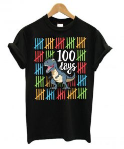 100 Days Smarter School Party 100th Day of School School T shirt
