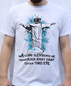 Bill Hicks TV T-Shirt PU27