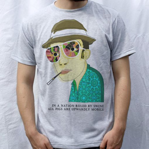 Hunter S. Thompson T-Shirt PU27