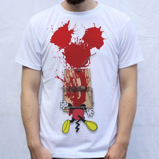 Mickey Trapped T-Shirt PU27