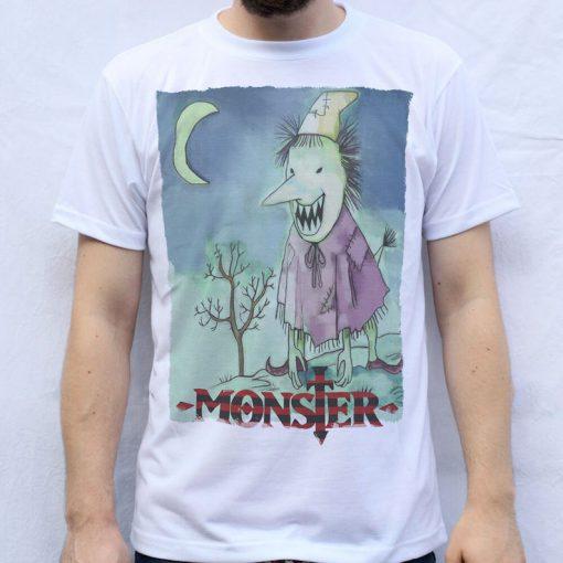 The Nameless Monster T-Shirt PU27