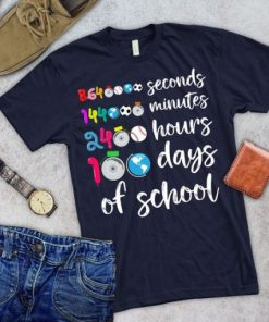 100-days-of-School-T-Shirt PU27