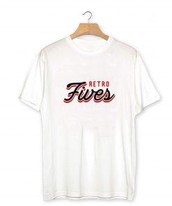 Retro Fire T-Shirt PU27