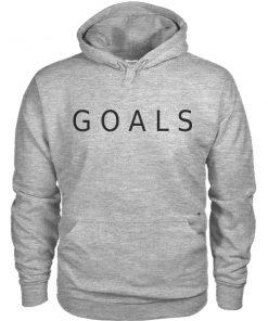 """Goals"" Hoodie PU27"
