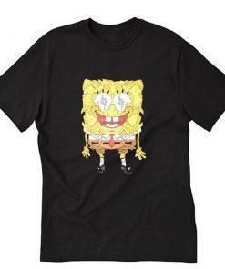 SpongeBob J Balvin x Louis De Guzman Short Sleeve T-Shirt PU27