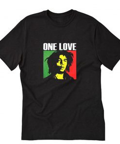 Bob Marley One Love T-Shirt PU27
