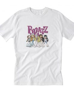 Bratz Angelz Dolls T-Shirt PU27