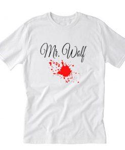 Pulp Fiction – Mr Wolf T-Shirt PU27