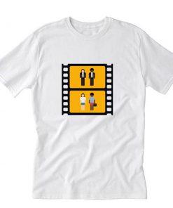 Pulp Fiction Photo Cliche T-Shirt PU27