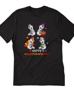Happy Hallotanksmas T-Shirt PU27
