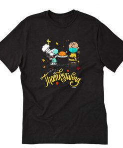 Happy thanksgiving T-Shirt PU27