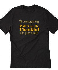 Jesus Thanksgiving T-Shirt PU27