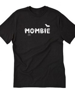 Mombie short sleeve Halloween T-Shirt PU27