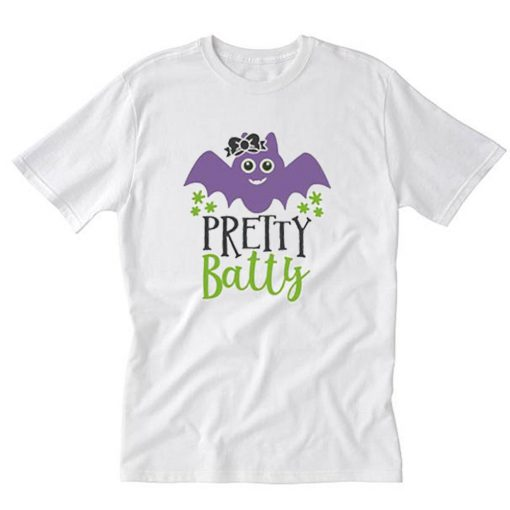 Pretty Batty T-Shirt PU27
