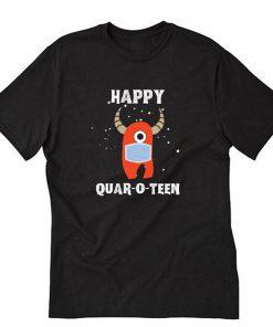 Quarantine Halloween 2020 T-Shirt PU27