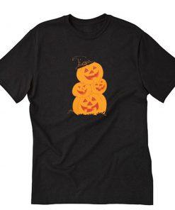 Scary Friends halloween T-Shirt PU27